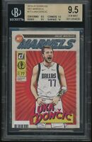 2019-20 donruss net marvels LUKA DONCIC rookie BGS 9.5 [2nd year]