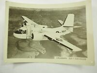 "Grumman S2F-1 Sub Killer B & W photo from a large collection 5"" x 3.75"""