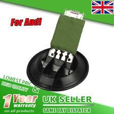 Heater Blower Fan Resistor Motor For Audi A2 A1 VW Polo Seat Ibiza Skoda Fabia