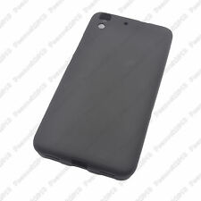 Black Matting TPU Silicone Case Cover for Huawei Y6
