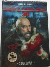 Night of the Living Dead 3D - Sid Haig - Zombie Friedhof, Farm, Blockhaus, Kult
