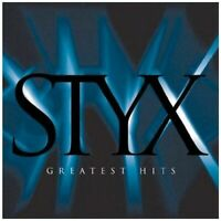 Styx - The Best Of Times Styx Neuf CD