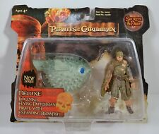 "2007 Cursed Pirate Koleniko 4"" Action Figure Disney Pirates Of The Caribbean"