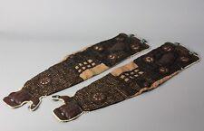Samurai Armor Kaga style Yoroi Gusoku Tutsu Kote gauntlet   , Edo period K18