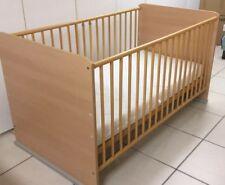 Babybett Kinderbett Gitterbett  70 x 1,40m von Paidi