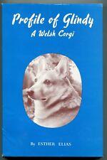 Peofile of Glindy a Welsh Corgi by Esther Elias