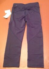 Live Love Dream Best Booty Ever, No Sweat Plum Leggings, Size S/P NWT