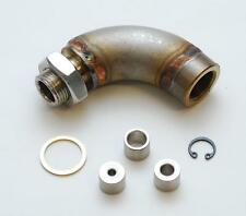 Vibrant Performance Oxygen Sensor Restrictor with Gas Flow Inserts 11619 Bung