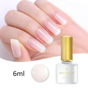6ml BORN PRETTY Nail Art Opal Jelly UV Gel White Soak Off UV Gel Polish