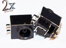 Samsung r780 rv510 r530 dc Jack Power Port toma de corriente red hembra toma de corriente 2x