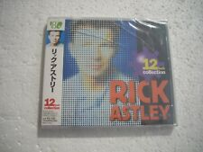 RICK ASTLEY  /  12 INCH COLLECTION - JAPAN CD