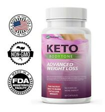 Keto Body Tone - Advanced Ketosis Weight Loss - Premium Keto Diet Pills