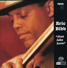 Eric Bibb - Just Like Love [New SACD] Hybrid SACD