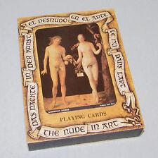 Fournier Vitoria Playing Cards Albrecht Durer Adam & Eva Spain Deck Sealed