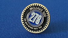 A quality hard enamel Barbour 278 mojave 500 international pin badge