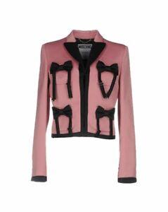 MOSCHINO Pink Jacket Size 4 us