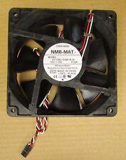 MINEBEA MOTSUSHITA NMB Model 4712KL 04W B19 NMB-MAT 12VDC 120MM Low Flow Fan