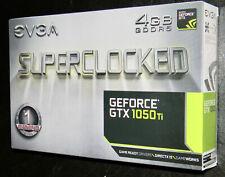 EVGA GeForce GTX 1050 TI SC Gaming (4GB, GDDR5 Graphics Card) SUPERCLOCKED