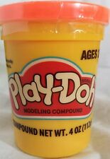 Neon Orange Play-Doh 4 oz  Single Can