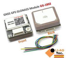 GG-1802 Dual GNSS Receiver GPS GLONASS Module Antenna Solution UART TTL