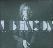 Brendan Benson - What Kind Of World [CD]