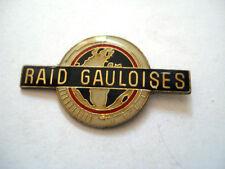 PINS RAID GAULOISES COMPETITION SPORT Raid World Championship