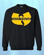 Wu tang Crewneck Clan Logo Gza Rza ODB Method Hip Hop Tees wutang sweatshirt RAP