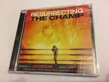 RESURRECTING THE CHAMP (Larry Groupe) OOP 2007 Score Soundtrack OST CD NM