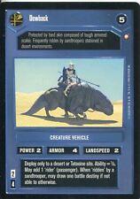 Star Wars CCG Special Edition Dewback