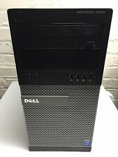 Dell Optiplex 7020 MT Quad Core i7-4770 cpu @3.40Ghz 8GB/1TB - W7Pro Installed