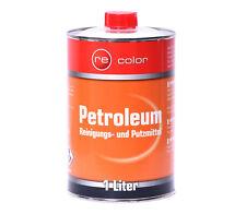 1 Liter Petroleum Recolor Petrolium Reiniger Putzmittel Lampenöl PET1000