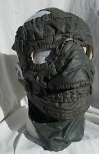 USN USMC USAF Cold Weather Lined Face Mask, Great for Bikes, Snowmobiles, Etc.