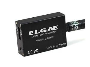 Elgae LRS 433MHz Adjustable TX/RX Set 100mW-2000mW