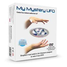 MYSTERY UFO VOLA SENZA L'USO DI BATTERIE E SENZA L'USO DEL RADIOCOMANDO