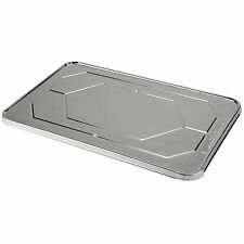 25 Full Size Aluminum Steam Table Lids Disposable Party Trays WP5000
