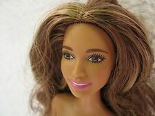 Nude Barbie Model Muse  Blonde Brunette Harmony , Mattel Doll For OOAK