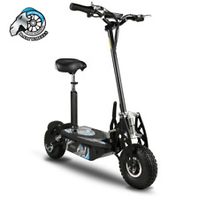 Electric Scooter / E - Scooter 1000W / 48V / 10 Inch Knobbly Tyres
