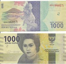Indonesien / Indonesia - 1000 Rupiah 2016 new design UNC - Pick New