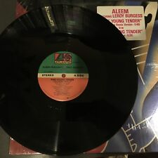 ALEEM~FEATURING LEROY BURGESS~Fine Young Tender ATLANTIC SHRINK WRAP VG+