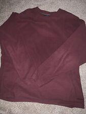Vintage Patagonia Synchilla Sweatshirt Pullover Red Fleece Men's XL EUC