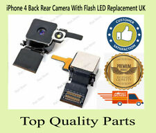 iPhone 4 Back Rear Camera With Flash LED Replacement UK