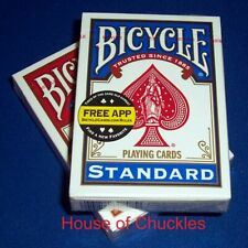 (1) One Way Forcing Card Deck, Bicycle, Magic Trick, 1-way Force