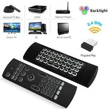 2.4Ghz Air Mouse Clavier sans fil 6 axes Télécommande pour Smart Android TV Box
