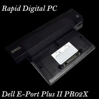 Dell E-Port Plus II PR02X Docking Station