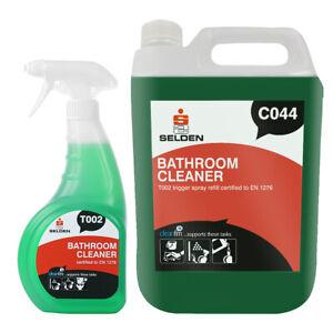 Selden   Bathroom Cleaner   750ml   5 Litre
