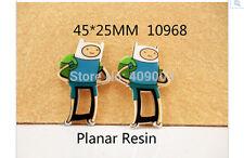 Adventure Time Finn the Human Planar Resin flatback 45 x 25mm (pack of 5)