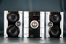 Sony MHC-GX250 Mini HI FI Component System Stereo AM FM CD Cassette
