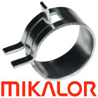 Self Clamping Spring Hose Clips Sealing Clamps Radiator Silicone Air Fuel Pipe