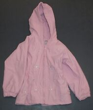 Pink Girl's 3T Long Sleeve Jacket BIG CHILL Water Resistant has Hood