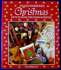 CHRISTMAS CRAFT BOOK Crochet Knitting Cross Stitch Sewing Decoration Pattern